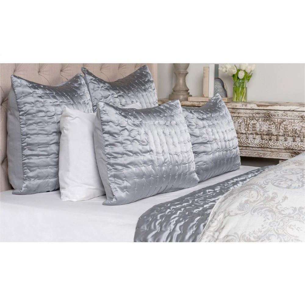 Aura Storm 3Pc Queen Quilt Set