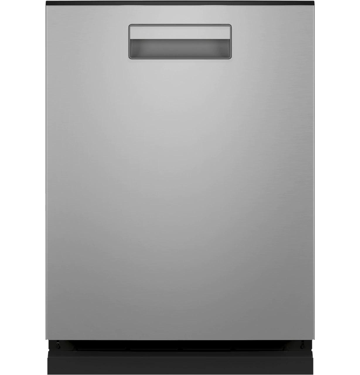 HaierHaier Smart Top Control With Stainless Steel Interior Dishwasher With Sanitize Cycle