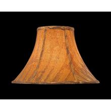 """See Details - Jacquard Bell Shade - 6""""tx16""""bx12""""sl, Dci"""