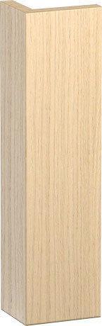 L-cube Body Trim Individual, Mediterranean Oak (real Wood Veneer)