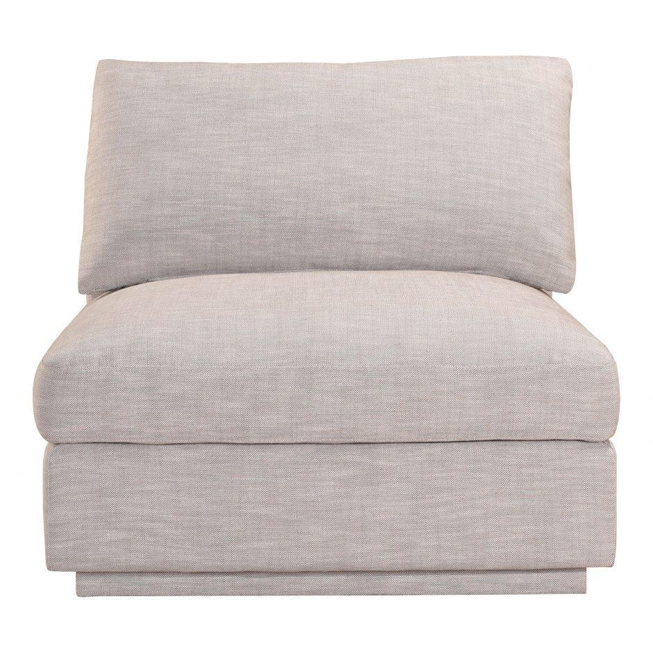 See Details - Justin Slipper Chair Taupe