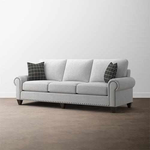 Custom Upholstery Great Room Sofa 3/3
