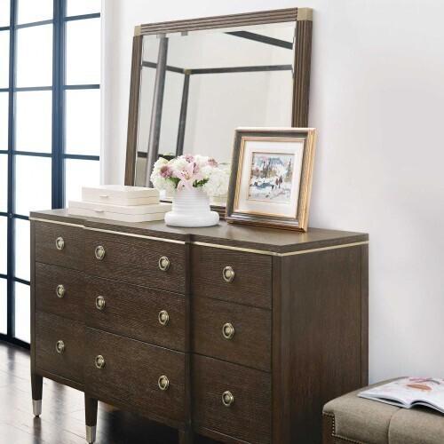 Bernhardt - Clarendon Dresser in Arabica (377)