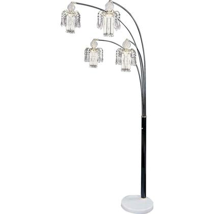 See Details - Traditional Angel Floor Lamp