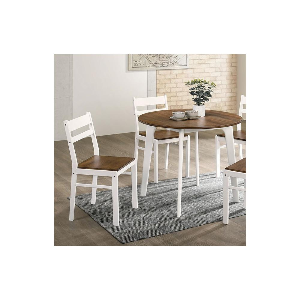 Debbie 5 Pc. Round Table Set