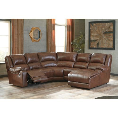 Billwedge 7-piece Reclining Sectional