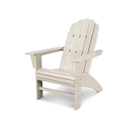 Sand Vineyard Curveback Adirondack Chair