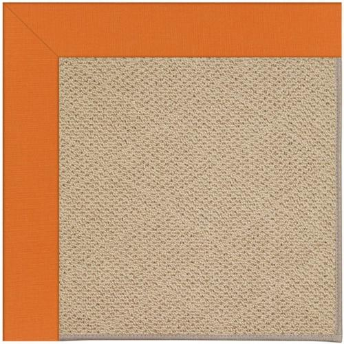 "Creative Concepts-Cane Wicker Canvas Tangerine - Rectangle - 24"" x 36"""