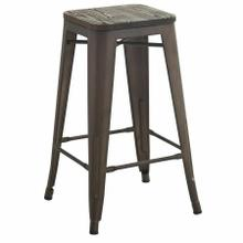 See Details - Modus 26'' Counter Stool, set of 4 in Gunmetal