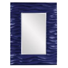 View Product - Zenith Mirror - Glossy Navy