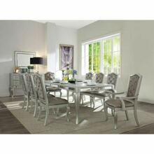ACME Francesca Dining Table - 62080 - Champagne