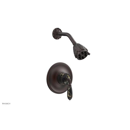VALENCIA Pressure Balance Shower Set PB3338C - Weathered Copper