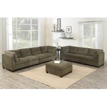 8-pcs Modular Sectional & Sofa Set