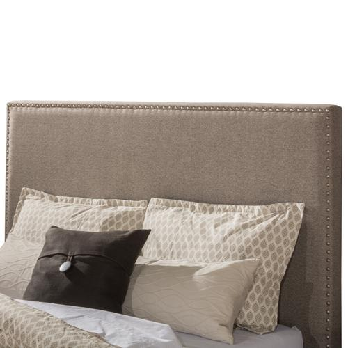 Megan Queen Headboard - Natural Herringbone