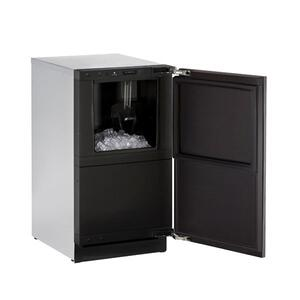 "U-Line18"" Clear Ice Machine With Integrated Solid Finish, No (230 V/50 Hz Volts /50 Hz Hz)"