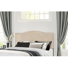 Kiley Headboard - King - Linen