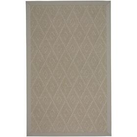 "Savanna-Silver Mist Canvas Taupe - Rectangle - 24"" x 36"""