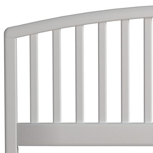 Carolina Twin Headboard, White