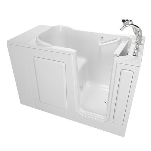 Gelcoat Value Series 28x48-inch Walk-in Soaking Tub  American Standard - White