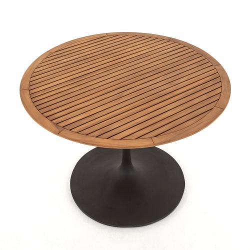 Reina Outdoor Bistro Table-natural Teak