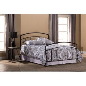 Julien Bed Set - Queen - Rails Not Included