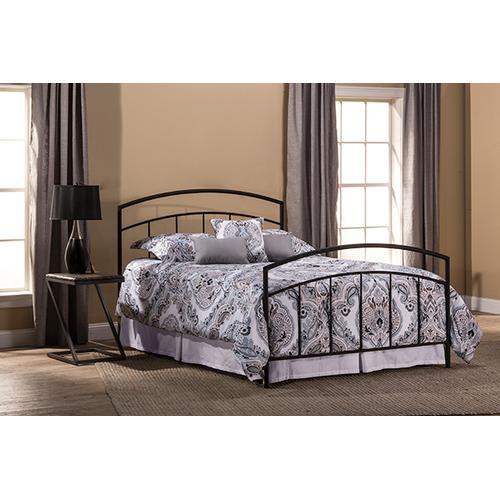 Gallery - Julien Bed Set - Queen - Rails Not Included