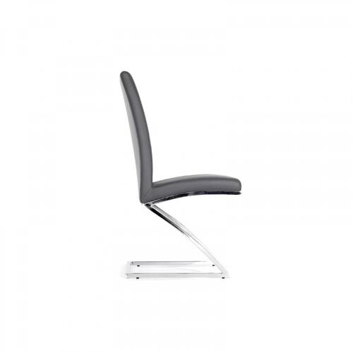 VIG Furniture - Angora - Modern Grey Dining Chair (Set of 2)