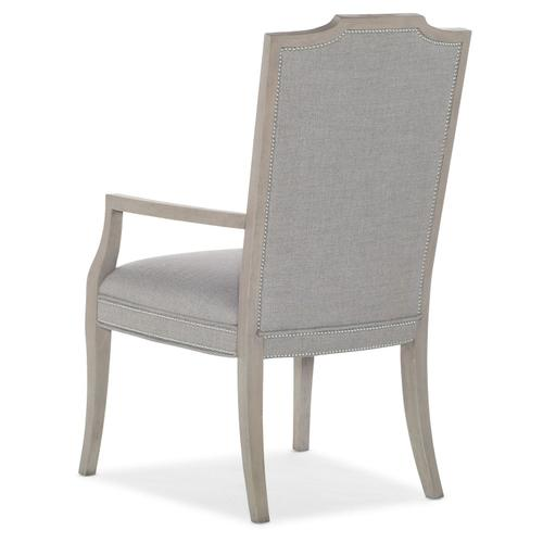 Dining Room Reverie Upholstered Arm Chair - 2 per carton/price ea