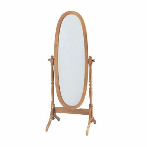 ACME Fynn Cheval Mirror - 02289 - Oak