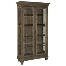 1-9228 Turtle Creek Display Cabinet
