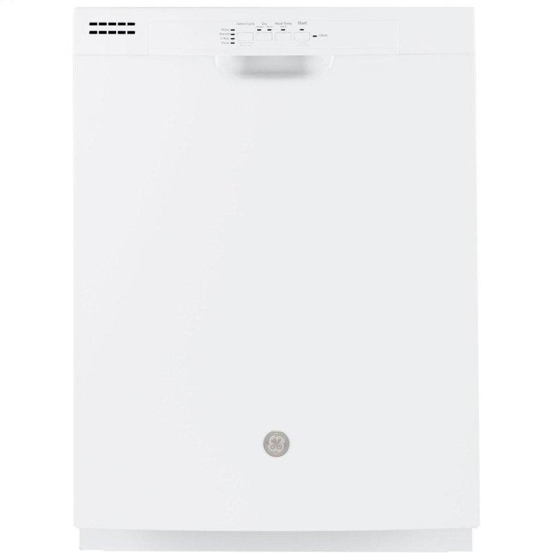®Dishwasher with Front Controls and Power Cord