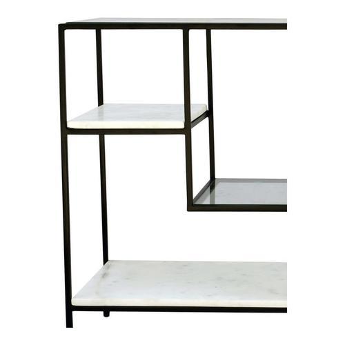 Banswara Marble Display Shelf