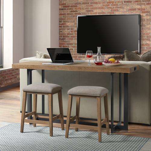 Intercon Furniture - Eden Sofa Bar Table