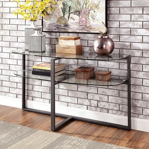 Gallery - Keely Sofa Table