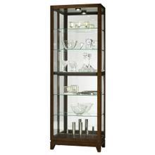Howard Miller Luke Curio Cabinet 680588