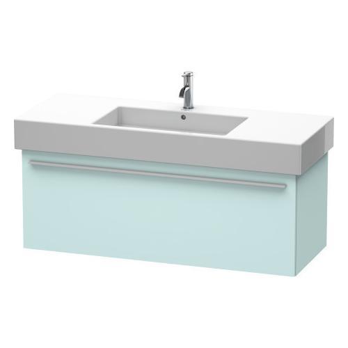 Duravit - Vanity Unit Wall-mounted, Light Blue Matte (decor)