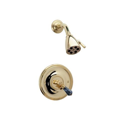 REGENT Pressure Balance Shower Set PB3272 - Polished Gold