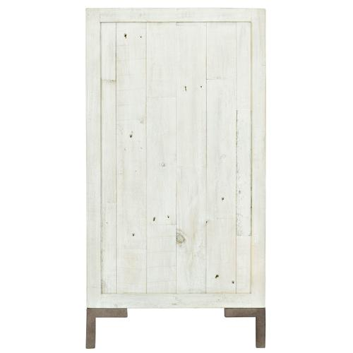 Macauley Dresser in Brushed White