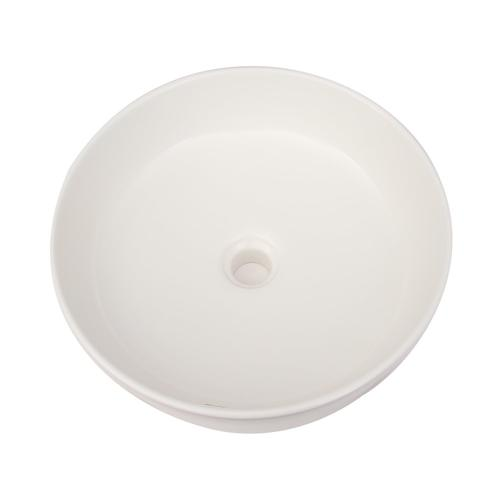 Harmony Round Above Counter Basin - Matte White