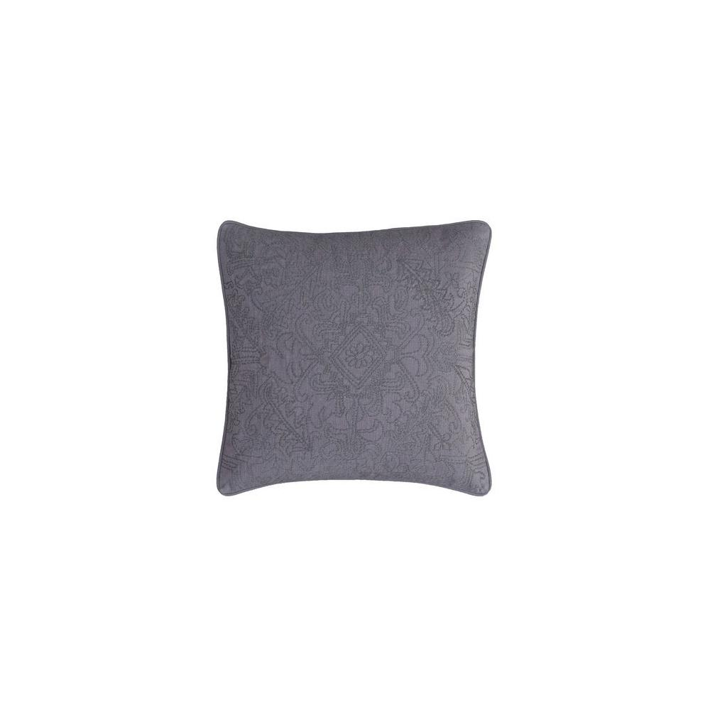 Georgia Pillow Cover Grey
