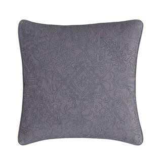 See Details - Georgia Pillow Cover Grey