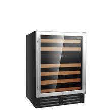 View Product - Built-in/freestanding Wine Cellar 46 Bottles Capacity - Dual Zone and Seamless Door
