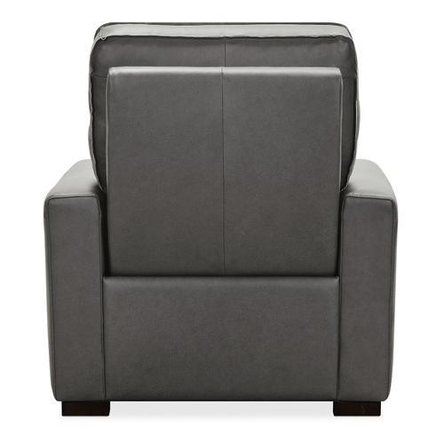 Hooker Furniture - Braeburn Leather Recliner w/PWR Headrest
