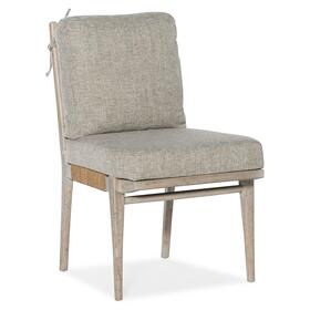 Dining Room Amani Upholstered Side Chair - 2 per carton/price ea