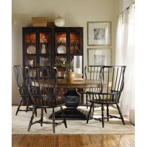 Sanctuary Spindle Side Chair - 2 per carton/price ea