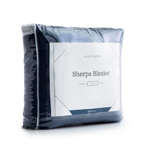 Malouf - Sherpa Blanket - Full