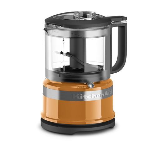 KitchenAid - 3.5 Cup Food Chopper Tangerine