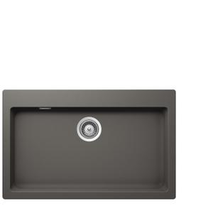 Silverstone Built-in sink Signus N-100 XL incl. automatic drain kit Product Image