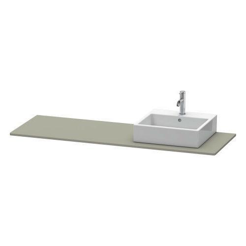 Product Image - Console, Stone Gray Satin Matte (lacquer)