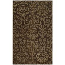 Filigree Espresso - Rectangle - 10' x 14'